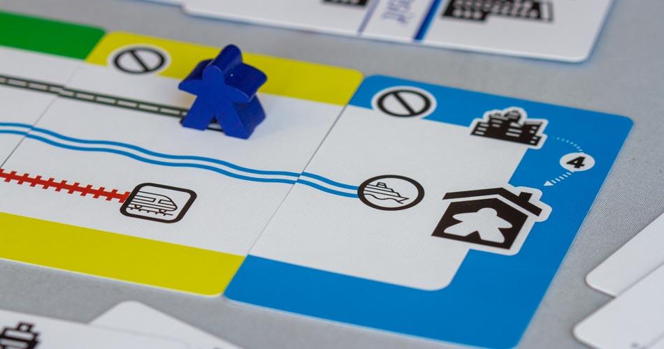 Mass Transit Board Game Home Path