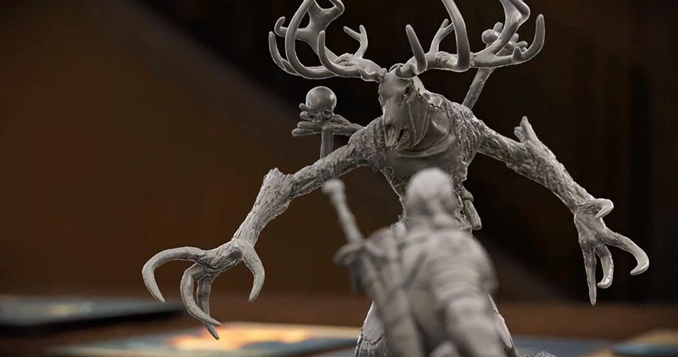 The Witcher Board Game Posted a Massive Day One Kickstarter Total