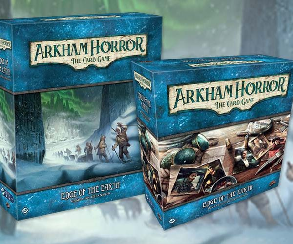 Arkham Horror Card Game Announces 2 Expansions and Change to Releases