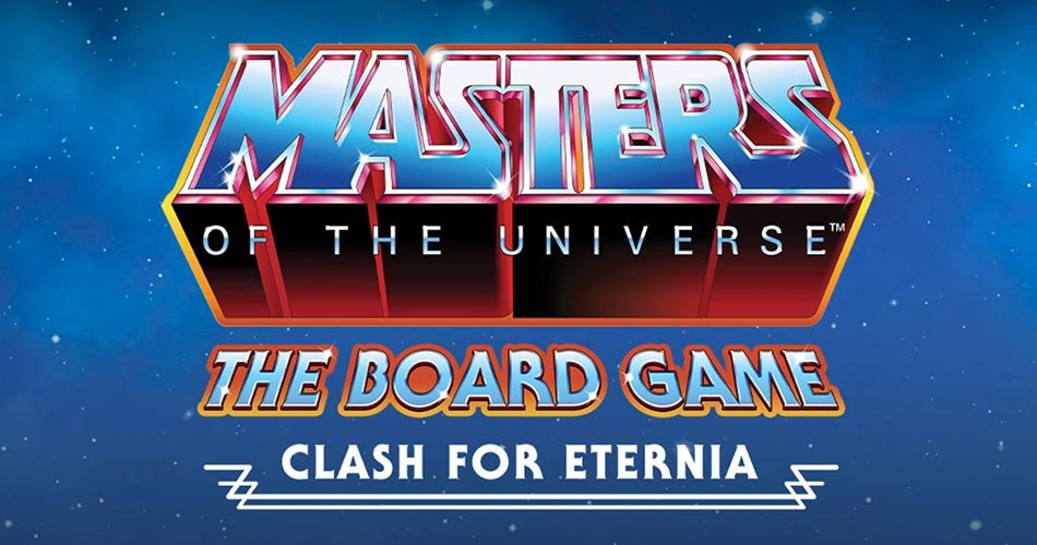 CMON Drops Masters of the Universe Board Game Teaser Trailer and Details