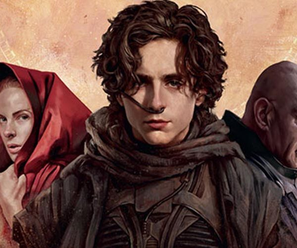 Dune House Secrets Board Game Now Has Art Release Date and Details