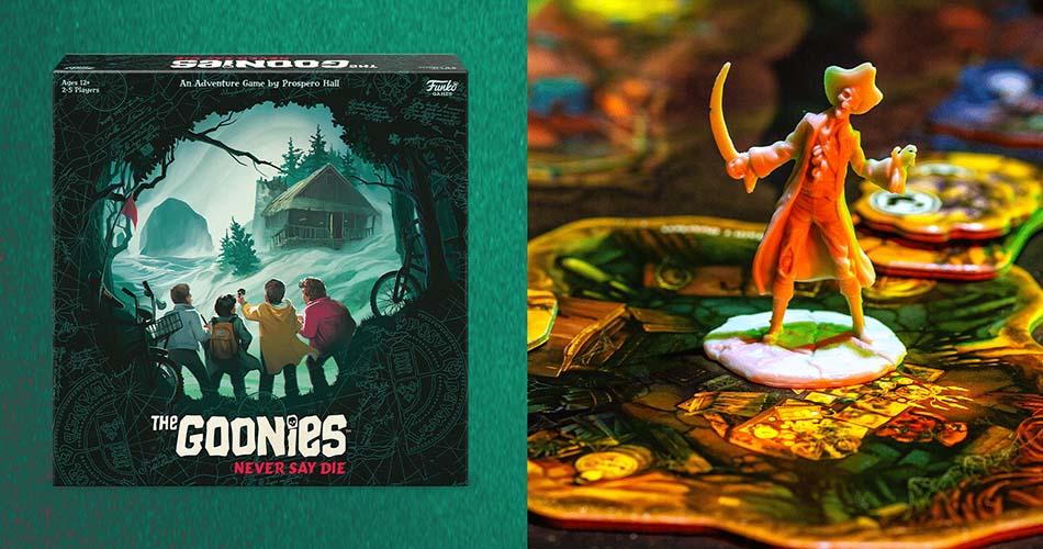 Funko Announces Goonies Never Say Die Board Game