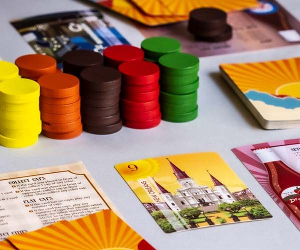 Top Pop Board Game Kickstarter