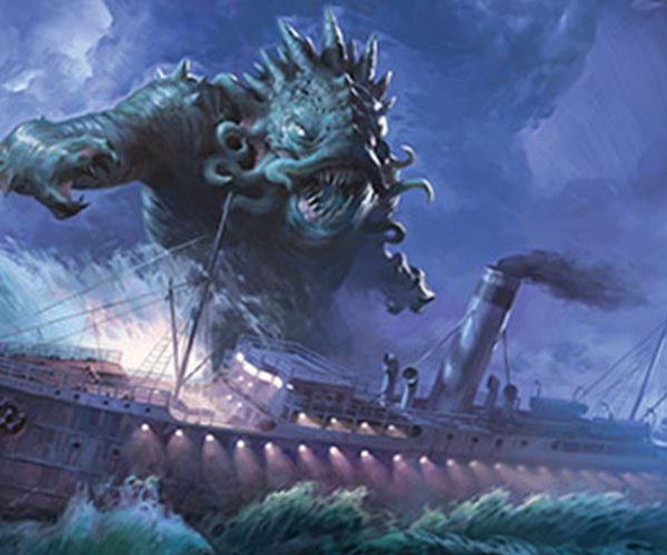 Unfathomable is a New Board Game in the Arkham Horror Universe