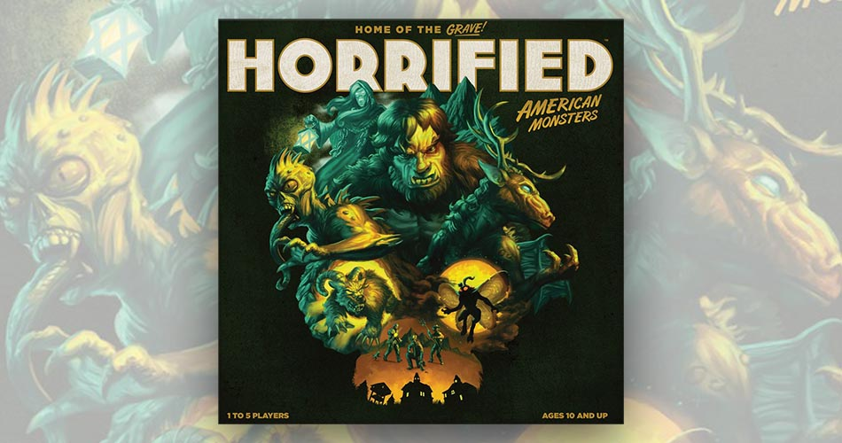 Horrified American Monsters Stand Alone Spin-off Announced