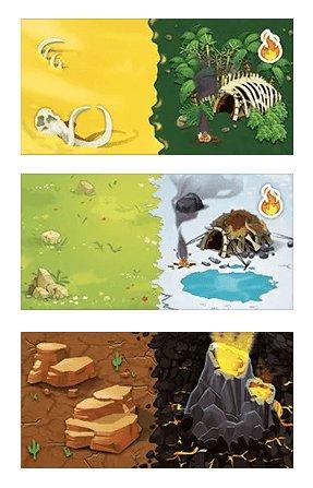 Kingdomino Origins Game Tiles