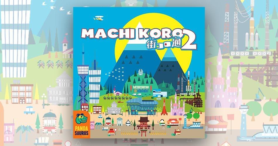 Machi Koro 2 Board Game Announced