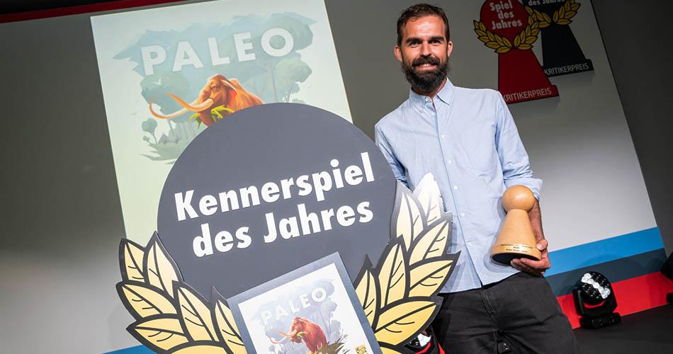 Paleo Wins the Kennerspiel des Jahres 2021
