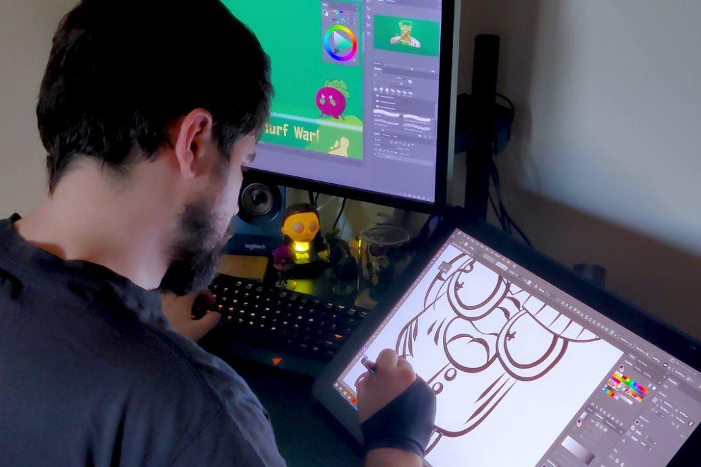 Plant Based Riot Board Game Kickstarter