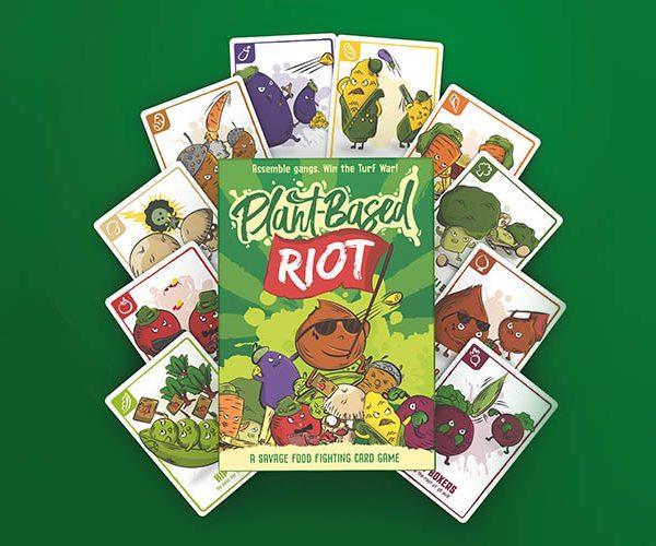 Why You Should Kickstart Plant Based Riot Kickstarter