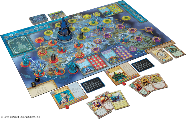 Wow Pandemic Components