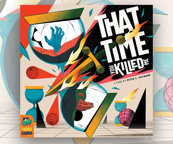 Innovative Time Travel Game That Time You Killed Me Announced