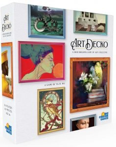 Art Decko Game Box
