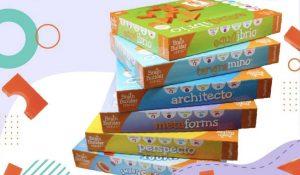 Board Game Giveaways Brain Builder 0921