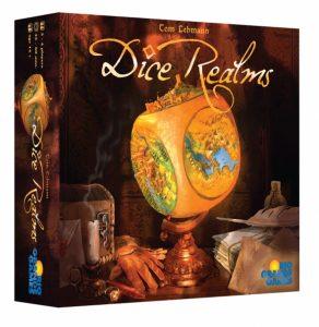 Dice Realms Game Box