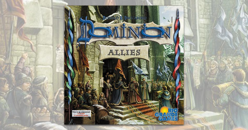 Dominion 14th Expansion is Allies