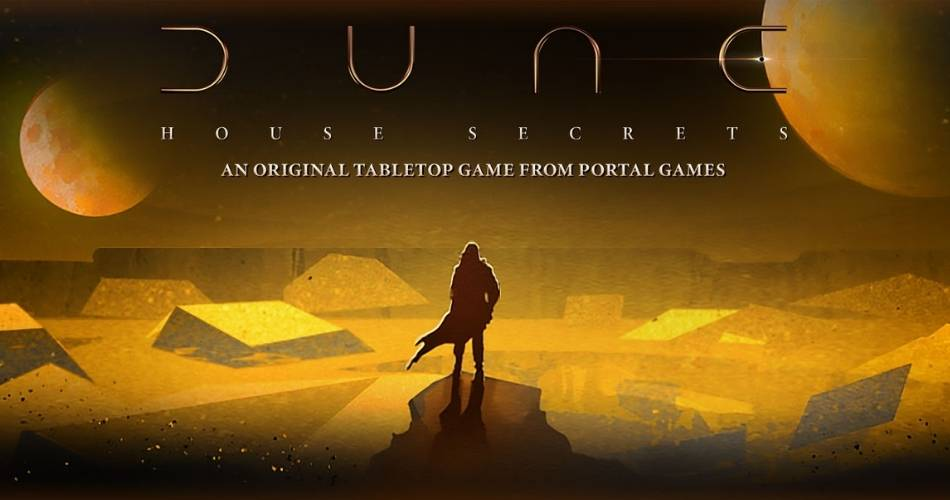 Dune House Secrets Board Game Trailer