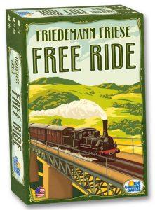 Free Ride Game Box