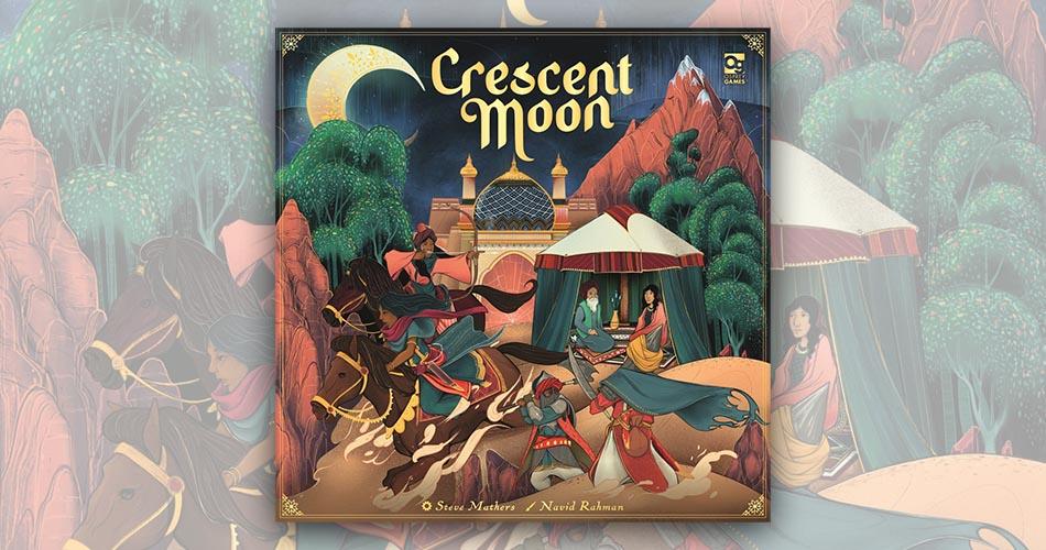 Osprey Announces Ambitious Asymmetric Area Control Game Crescent Moon