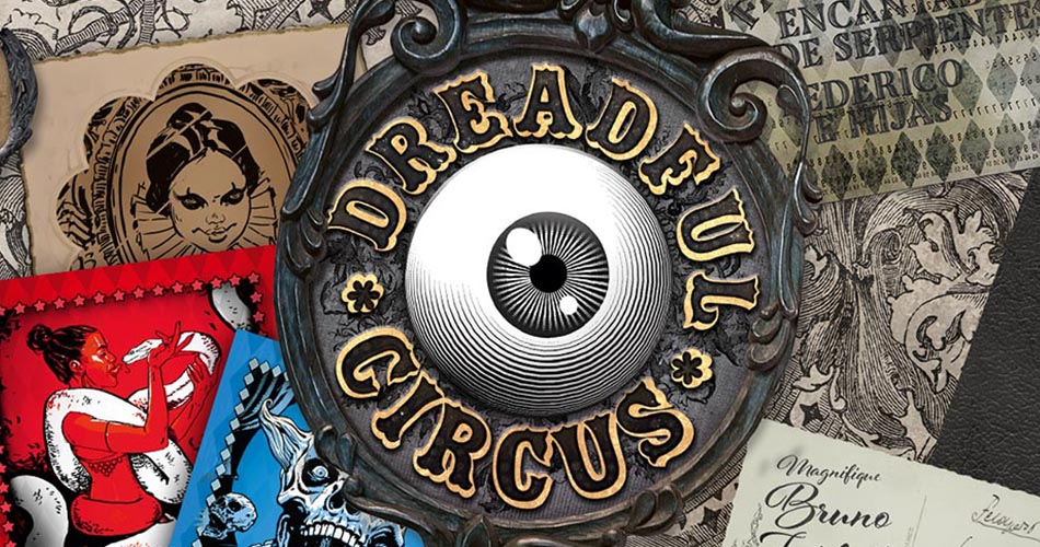 Portal Games Releases Dreadful Circus Gameplay Trailer