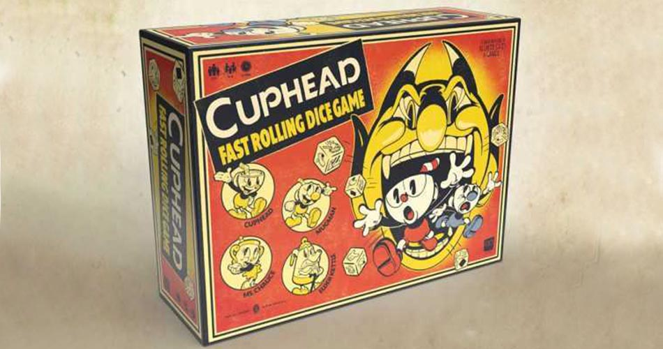 Retro-Style Video Game Cuphead Is Getting A Dice Rolling Board Game