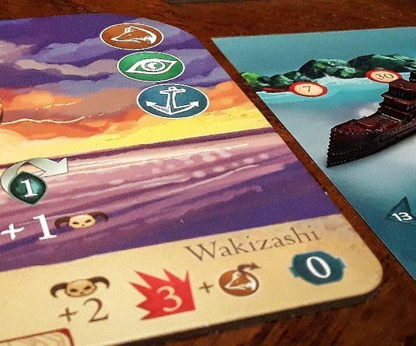 Sleeping Gods Board Game