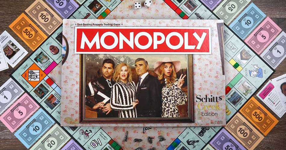 Schitt's Creek Monopoly Edition is Coming