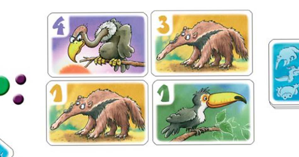 Arche Noah Card Game