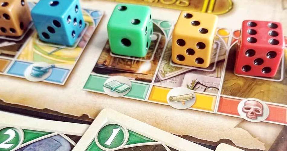 Biblios Board Game