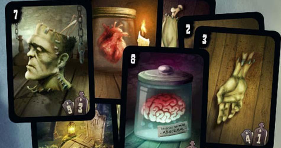 Frankenstein 2019 Board Game