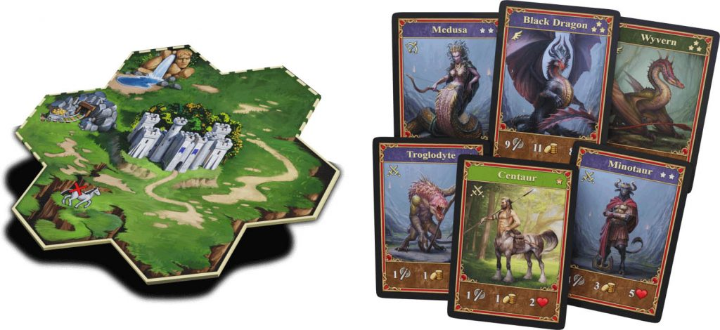 Heroes Of Might and Magic 3 Components
