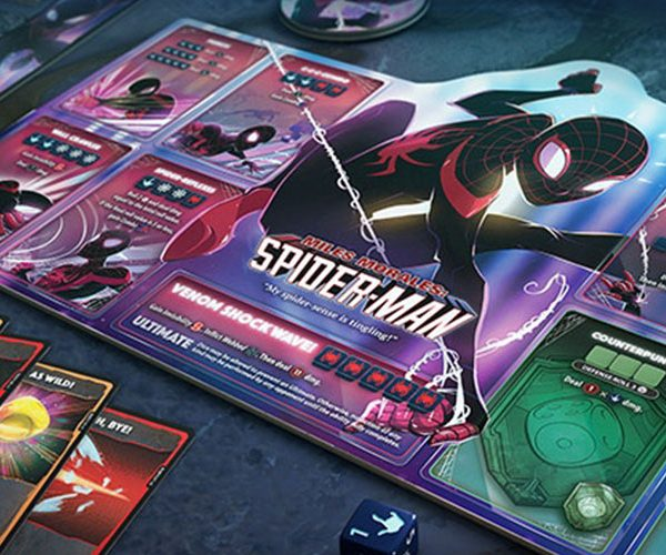 Marvel Dice Throne Hit $825k on the First Day of Kickstarter