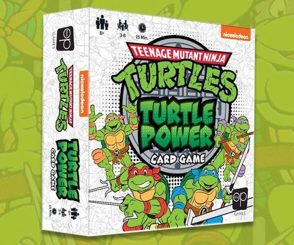 New Teenage Mutant Ninja Turtle Card Game