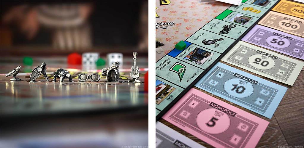 Schitt's Creek Monopoly Components 1