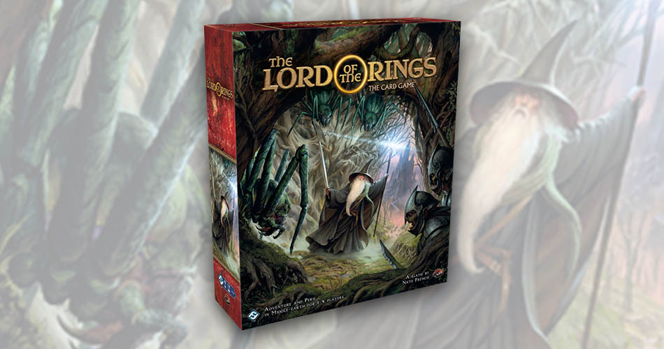 The Lord Of The Rings Card Game Is Being Revised