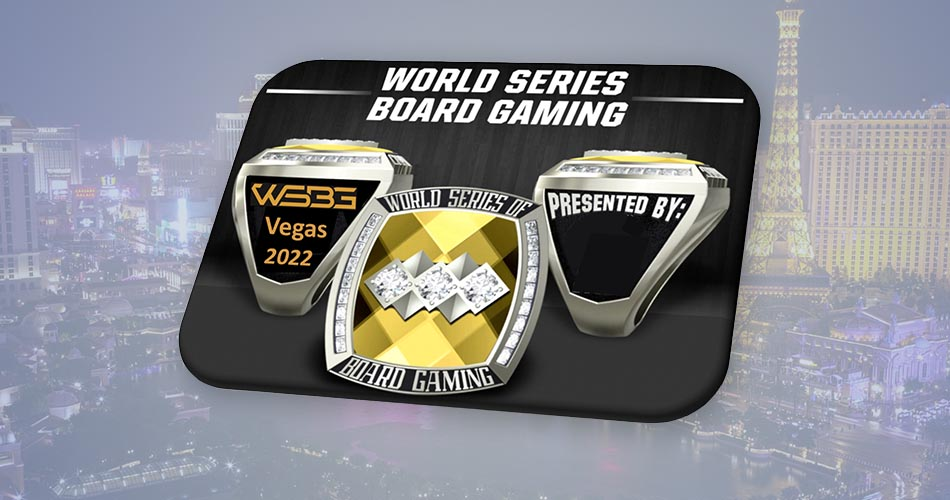 World Series of Board Gaming Event Announced